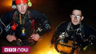 Thợ lặn Anh tìm thấy đội bóng nhờ…hết dây thừng | VTC9