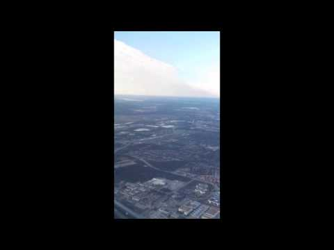 Takeoff From Dallas/Fort Worth International Airport