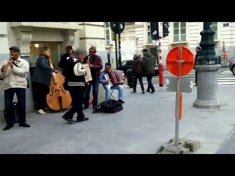 Hello Dolly - jam session @ Place Royal 30/04/2016