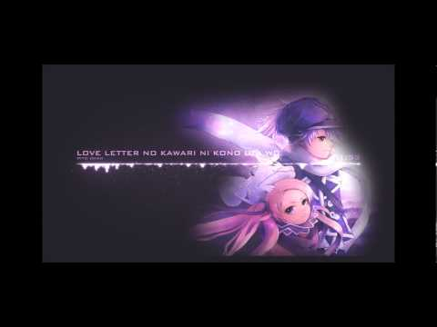 Nightcore Love Letter No Kawari Ni Kono Uta Wo!! video