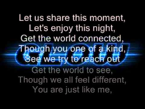 Madcon - Glow [lyrics] video