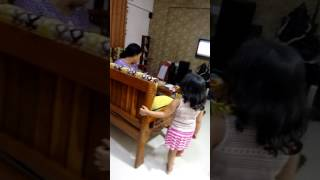 Argument with Grand Parents