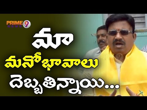 "TDP Leaders Case Filed against RGV after Released ""Vennupotu "" Song in Miryalaguda 