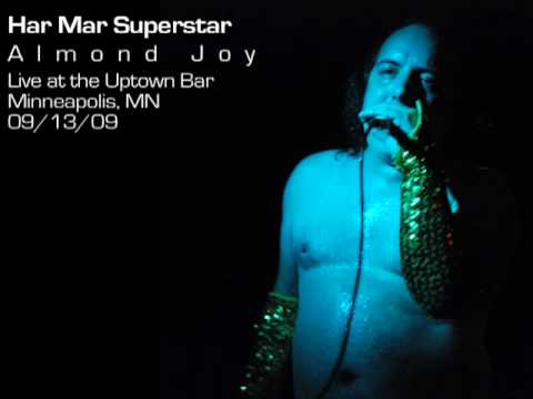 Har Mar Superstar - Almond Joy - Uptown Bar