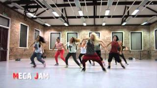 'Keep Her On The Low' Mindless Behavior choreography by Jasmine Meakin (Mega Jam)