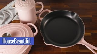 The Millennial Pink Le Creuset is Exactly What We Need