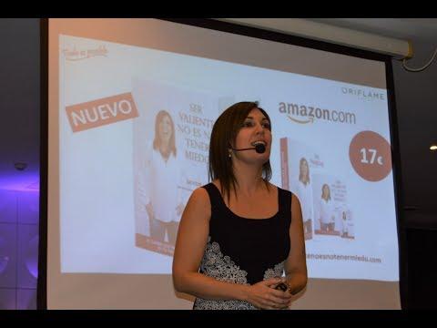 Sandra López - Convención vendedor@s Oriflame 2017
