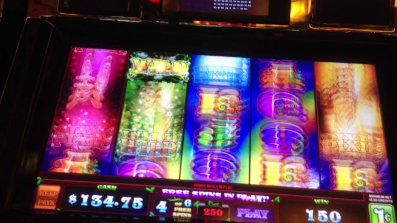 free slot machines with bonus spins