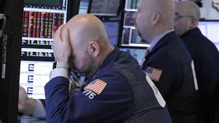 Dow drops amid trade war fears