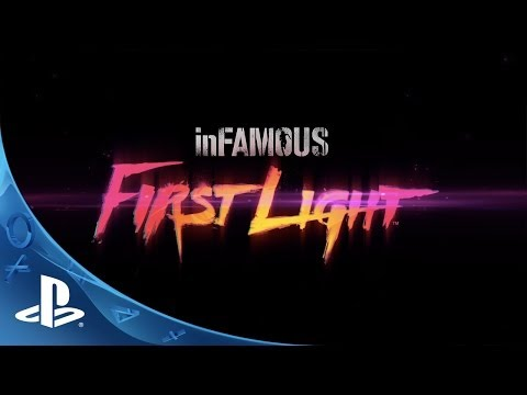 inFAMOUS First Light Announce Trailer | E3 2014 (PS4)