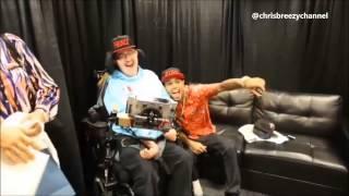 Watch Chris Brown Stuck On Stupid video