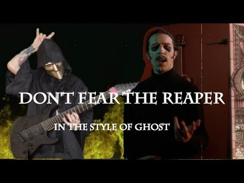 Don't Fear The Reaper | In the style of Ghost (w/ Anthony Vincent)