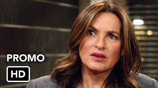 Law and Order SVU 18x13 Promo (HD)