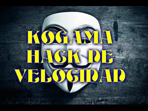 KoGaMa Hack De Velocidad