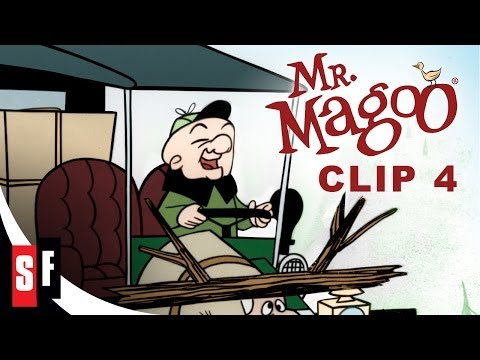 Construction Mayhem - Mr. Magoo: The Theatrical Collection