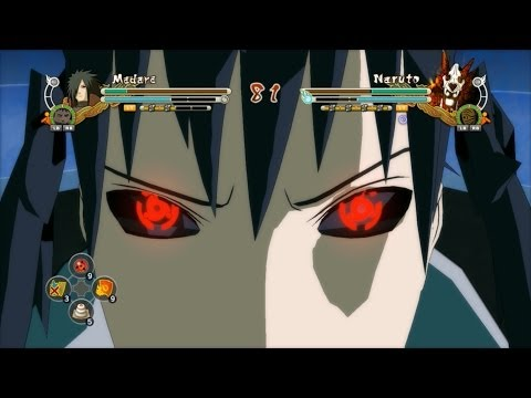 Sasuke (madara) Vs Minato (sm Naruto) - Naruto Storm 3 Full Burst (pc Mods) video