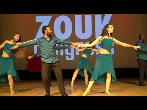 CZC18 Performance by District Zouk ~ Zouk Soul