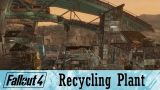 Fallout 4 Greygarden Recycling Plant | Contraptions DLC Ideas