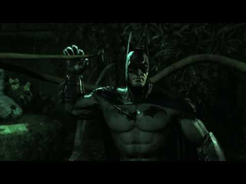 poison ivy batman arkham. Batman Arkham Asylum
