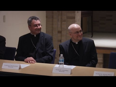 Auxiliary Bishops-Elect Introduced in Brooklyn