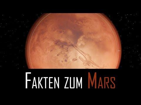 Fakten zum Roten Planeten: Der Mars
