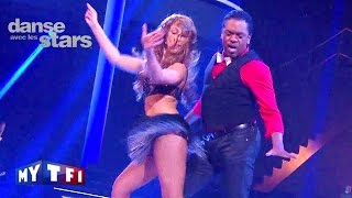 DALS S05 - Un cha-cha-cha avec Anthony Kavanagh et Silvia sur ''Give me the night''