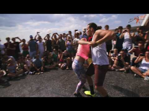 Ry'El + Unicorn - Zouktime Dance Holiday Croatia 2016 - Keep it Simple - Zouk Demo