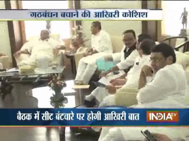 Maharashtra polls: Decision on Congress, NCP seat-sharing issue today