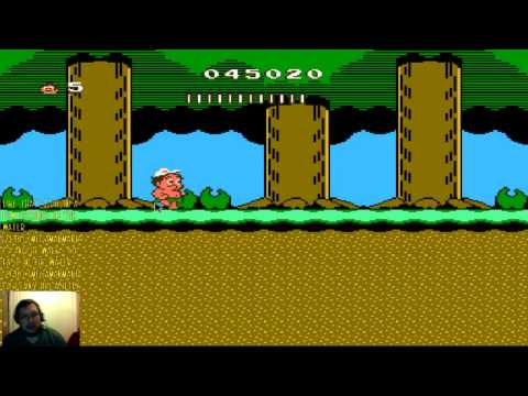 Adventure Island 2 - lilwildwolf21 plays -Mega Video Competition Vizzed.com GamePlay - User video
