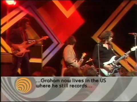 Graham Parker - New York Shuffle