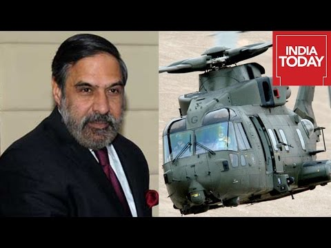 Agusta Westland Scam: Anand Sharma Rebutted Allegations Made by the BJP