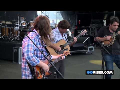 "Keller Williams' Grateful Grass - ""Scarlet Begonias"" at Gathering of the Vibes Music Festival 2014"