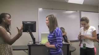 Jamie Grace Video - [Jamie Grace] Spendin My Summer Teaching at Camp Electric