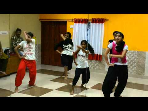 Lat Lag Gaye Bs Dance Academy video