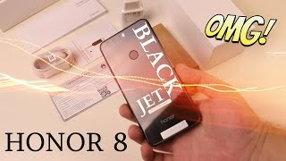 Huawei Honor 8 Black - первый впечатления. iPhone 7 только на Android