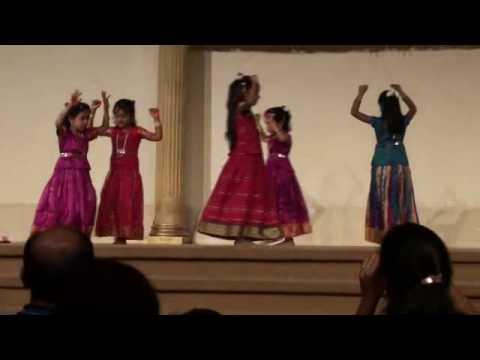 Rama Song Dance by Irvine Kids - Bhadrasaila Ramamandira -Rama...
