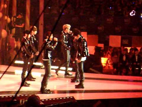 [fancam] Mama 29 11 2011 - Beast: Fiction (partial) video