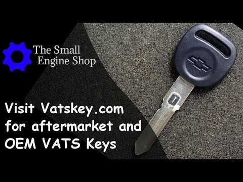 How to Measure a Vats Key