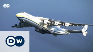 Antonov An-225: Logistik im Monsterformat | Made in Germany