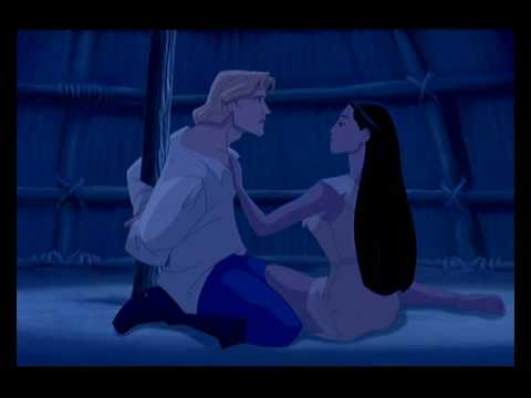 Pocahontas French If I Never Knew You