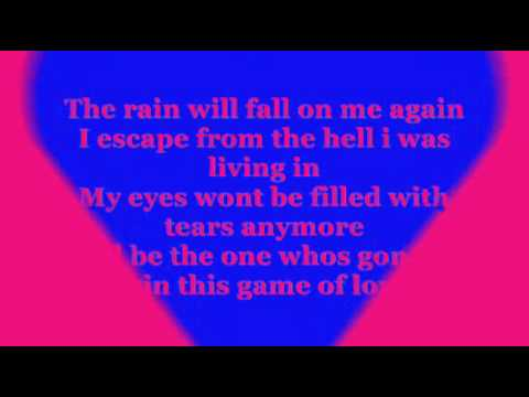 Dj Paudie - Game Of Love (lyrics)