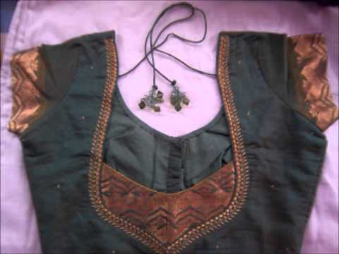 Blouse Neck Designs