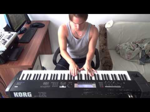 Ensiferum - Little Dreamer Piano