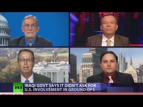 CrossTalk on Syria: Obama cornered