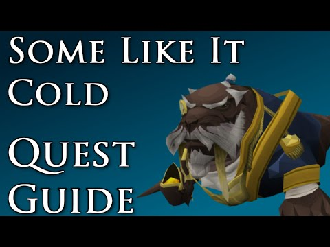 RSQuest: Some Like It Cold Quest Guide [Runescape RS3]