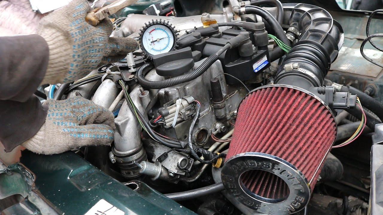 Диагностика двигателя ваз 2112 16 клапанов своими руками 37