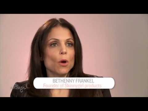0 Bethenny Frankel Says Writing Skinnydipping Was The Most Fun Ive Had So Far