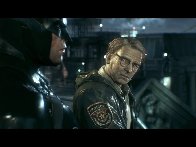 """The Official Batman: Arkham Knight Gameplay Video – """"Officer Down"""""""