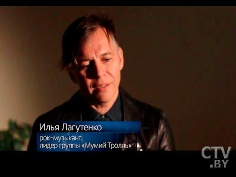 Музыкант Илья Лагутенко в программе «Простые вопросы» с Егором Хрусталевым