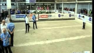 Finale Scudetto - Serie A petanque 2015 - Sintesi RaiSport